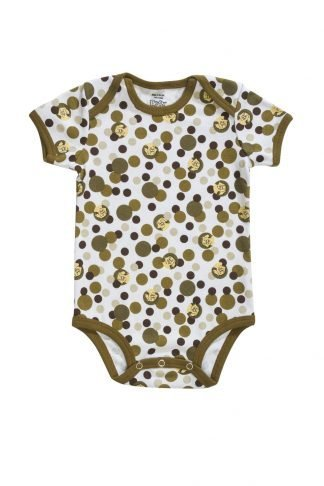 Organic kids pajamas in camo print