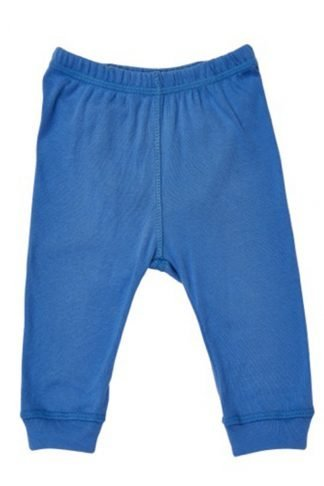 Blue onesie pants
