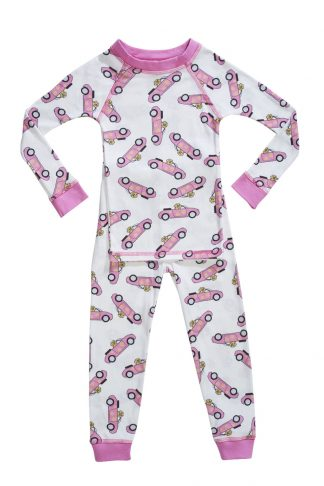 Organic children pajamas with convertible