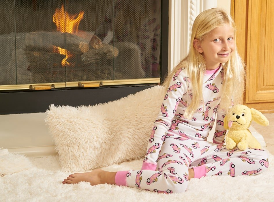 Girls Pajamas Organic Cotton